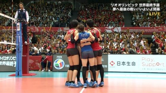女子アスリート 女子バレーボール日本代表のちょいエロキャプ 画像32枚 24