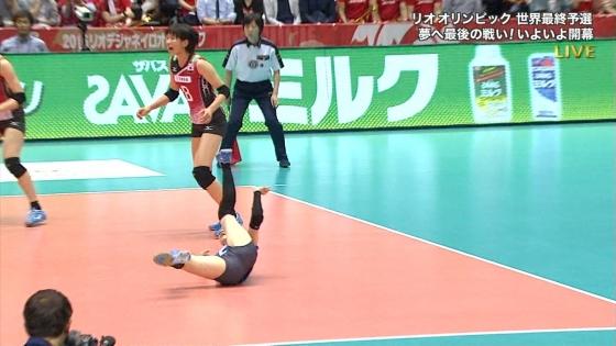 女子アスリート 女子バレーボール日本代表のちょいエロキャプ 画像32枚 26