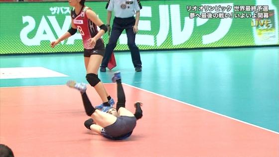 女子アスリート 女子バレーボール日本代表のちょいエロキャプ 画像32枚 27