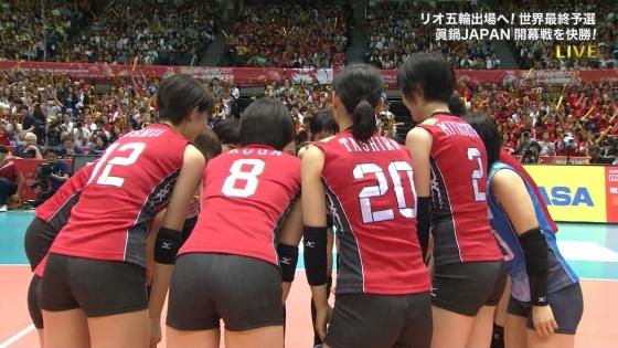女子アスリート 女子バレーボール日本代表のちょいエロキャプ 画像32枚 29