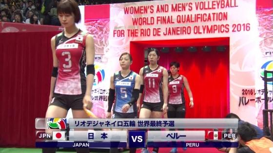 女子アスリート 女子バレーボール日本代表のちょいエロキャプ 画像32枚 2