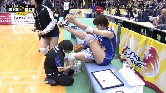 女子アスリート 女子バレーボール日本代表のちょいエロキャプ 画像32枚 30