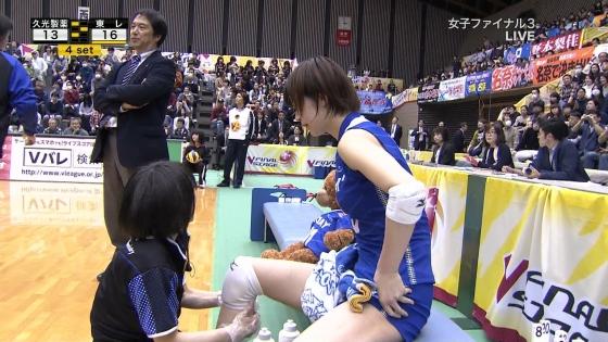女子アスリート 女子バレーボール日本代表のちょいエロキャプ 画像32枚 31