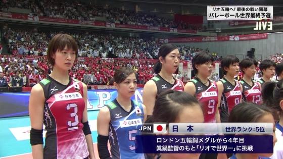 女子アスリート 女子バレーボール日本代表のちょいエロキャプ 画像32枚 3