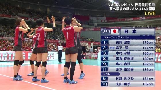 女子アスリート 女子バレーボール日本代表のちょいエロキャプ 画像32枚 4