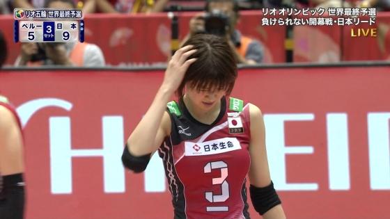 女子アスリート 女子バレーボール日本代表のちょいエロキャプ 画像32枚 6