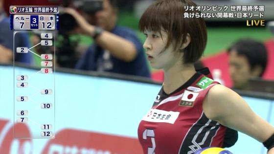 女子アスリート 女子バレーボール日本代表のちょいエロキャプ 画像32枚 7