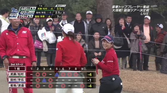 女子プロゴルフ 着衣巨乳やパンチラが悩ましいキャプ 画像32枚 18