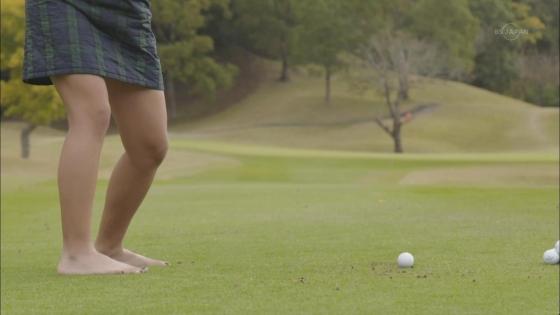 女子プロゴルフ 着衣巨乳やパンチラが悩ましいキャプ 画像32枚 29