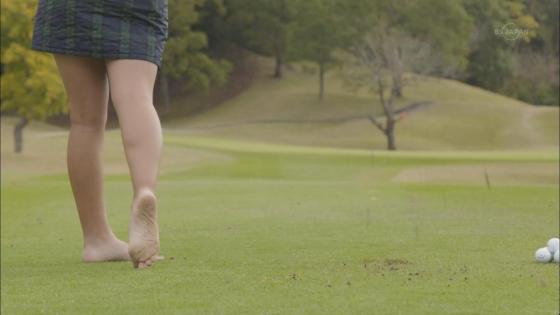 女子プロゴルフ 着衣巨乳やパンチラが悩ましいキャプ 画像32枚 30