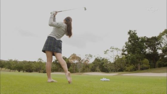 女子プロゴルフ 着衣巨乳やパンチラが悩ましいキャプ 画像32枚 32