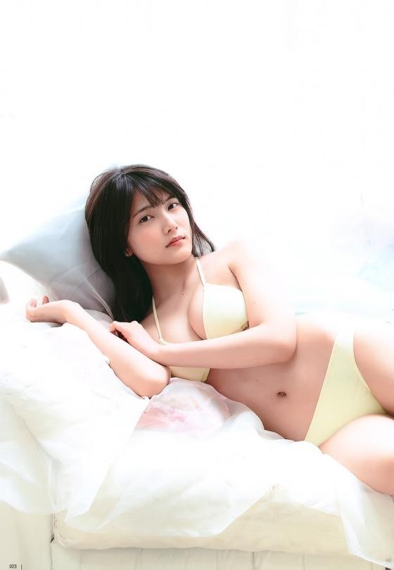 入山杏奈 漫画アクションの最新水着グラビア 画像30枚 13