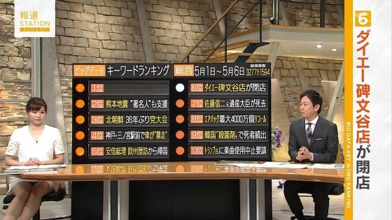 久冨慶子 報道ステーションのパンチラ寸前太ももキャプ 画像30枚 13