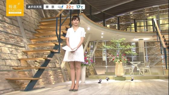 久冨慶子 報道ステーションのパンチラ寸前太ももキャプ 画像30枚 1