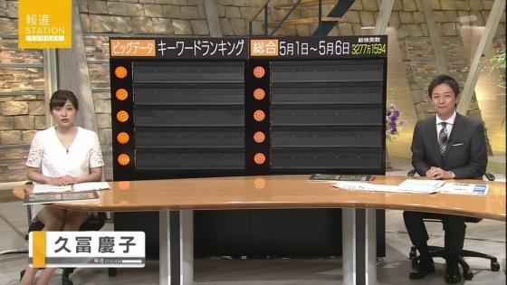久冨慶子 報道ステーションのパンチラ寸前太ももキャプ 画像30枚 2