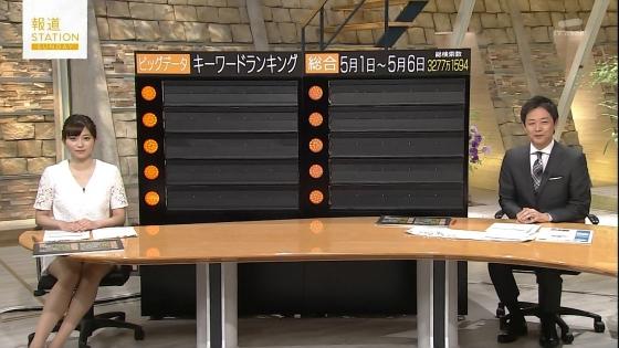 久冨慶子 報道ステーションのパンチラ寸前太ももキャプ 画像30枚 6