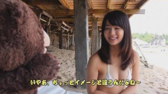 平嶋夏海 NATSUMIの水着姿Fカップ谷間キャプ 画像61枚 17