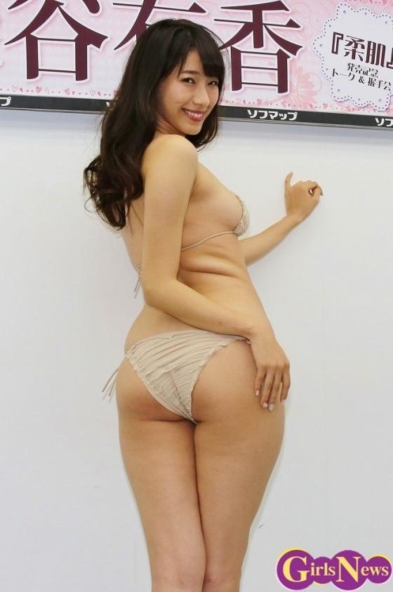 染谷有香 DVD柔肌のソフマップPRイベント 画像30枚 6