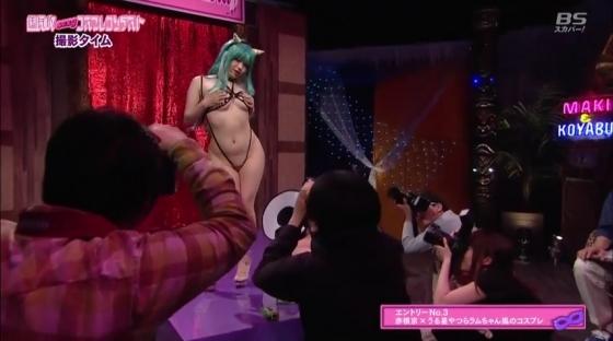 朝比奈恋 スカパーで披露したお尻の割れ目キャプ 画像59枚 22