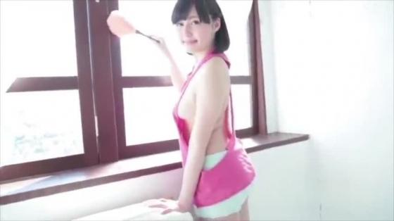 大川芽唯 全力黒髪少女の巨尻食い込みキャプ 画像36枚 27