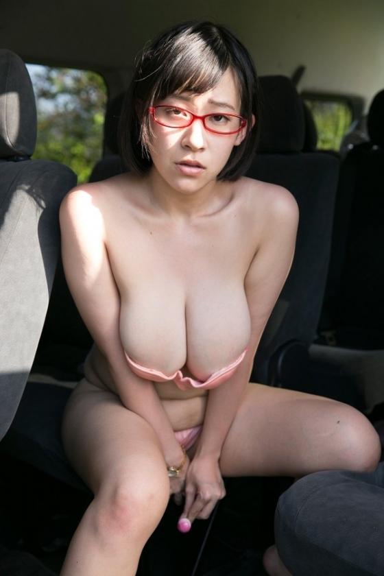 日比谷亜美 ミルキー・グラマーの垂れ乳Iカップ爆乳キャプ 画像53枚 10