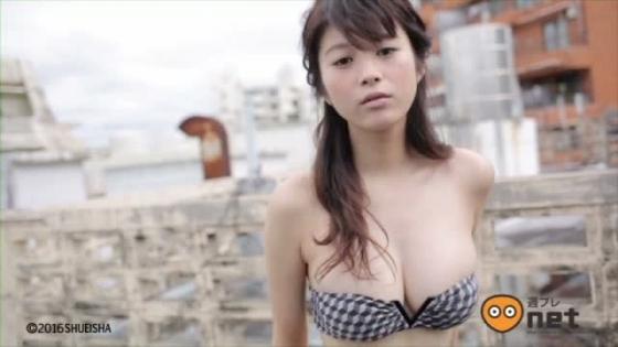 馬場ふみか ヤングジャンプ最新号のEカップ谷間水着姿 画像37枚 27