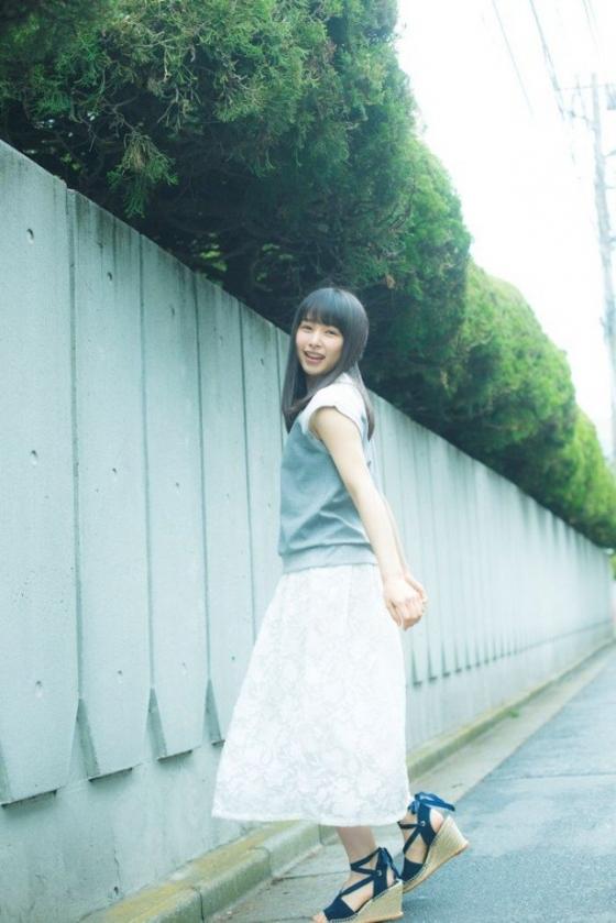 桜井日奈子 CM白猫プロジェクトの美少女がヤンジャン初登場 画像25枚 13