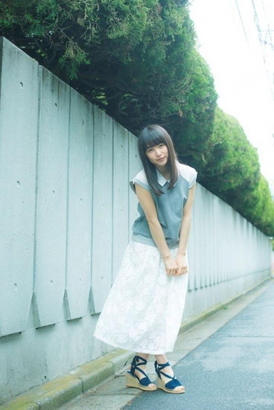 桜井日奈子 CM白猫プロジェクトの美少女がヤンジャン初登場 画像25枚 15