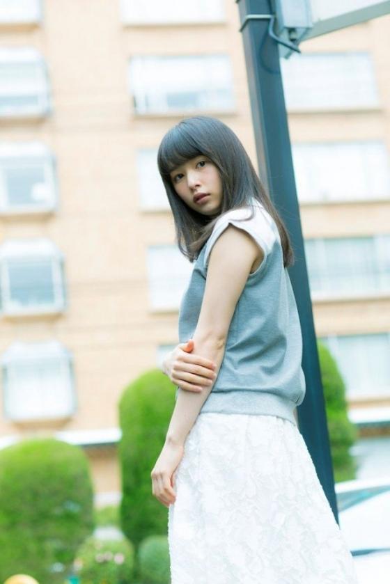 桜井日奈子 CM白猫プロジェクトの美少女がヤンジャン初登場 画像25枚 16