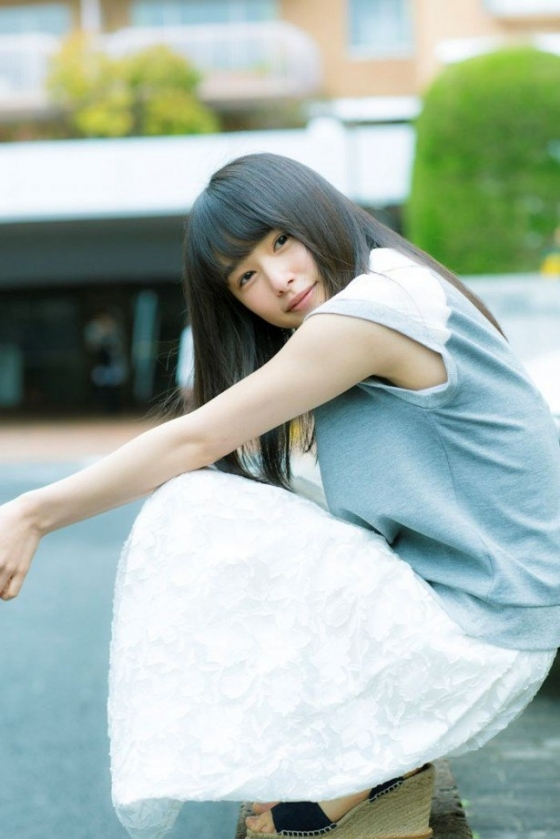 桜井日奈子 CM白猫プロジェクトの美少女がヤンジャン初登場 画像25枚 17