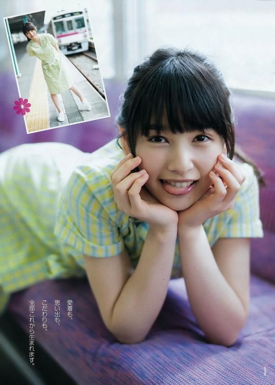 桜井日奈子 CM白猫プロジェクトの美少女がヤンジャン初登場 画像25枚 4