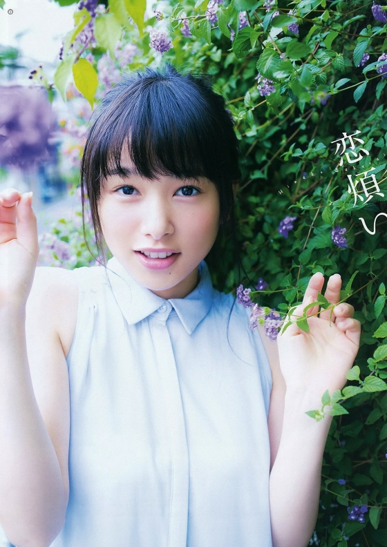 桜井日奈子 CM白猫プロジェクトの美少女がヤンジャン初登場 画像25枚 7
