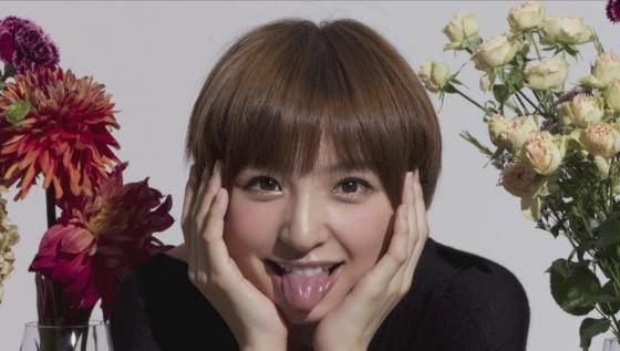 女性芸能人のフェラ顔が想像しやすい舌出しキャプ 画像36枚 11