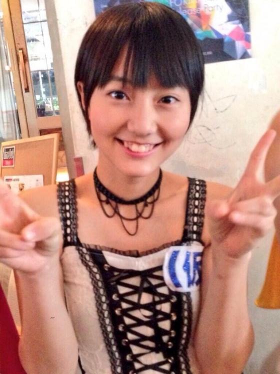 新井愛瞳 スクール水着が似合うBカップ美少女 画像19枚 19