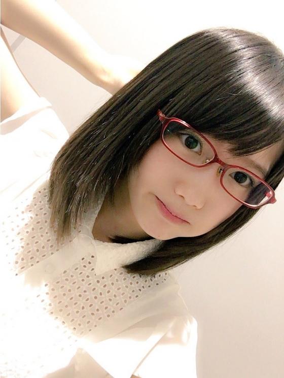 加藤里保菜 メガネなしでも可愛い美少女自画撮り 画像30枚 13