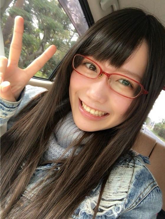 加藤里保菜 メガネなしでも可愛い美少女自画撮り 画像30枚 7