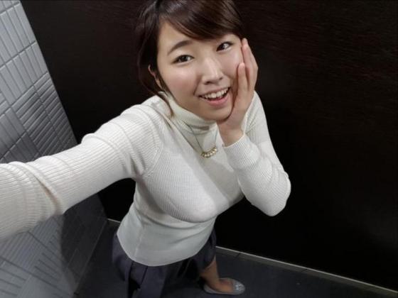 松本菜奈実 Iカップ爆乳の谷間を自画撮りで披露 画像28枚 18