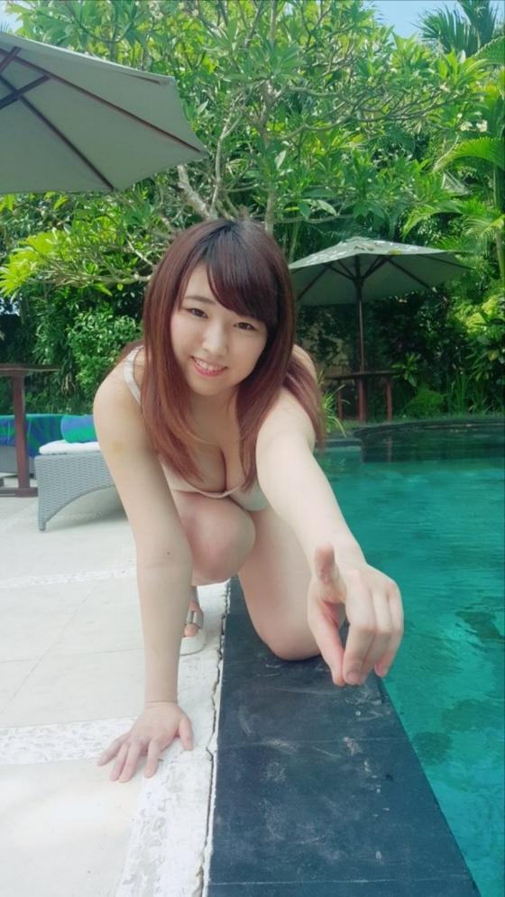 松本菜奈実 Iカップ爆乳の谷間を自画撮りで披露 画像28枚 27