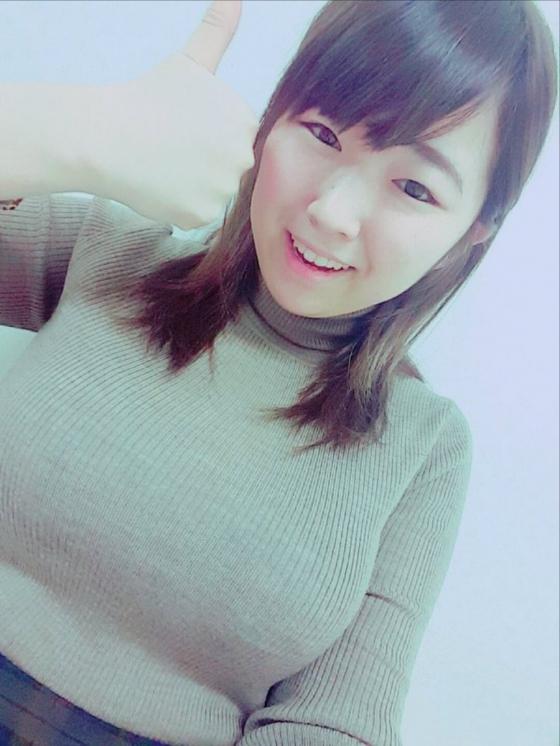 松本菜奈実 Iカップ爆乳の谷間を自画撮りで披露 画像28枚 6