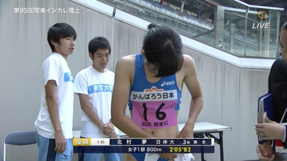 第95回関東インカレ陸上女子選手の透けパン&太ももキャプ 画像25枚 10