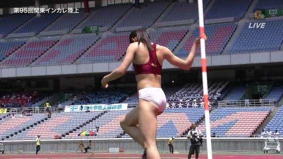 第95回関東インカレ陸上女子選手の透けパン&太ももキャプ 画像25枚 13