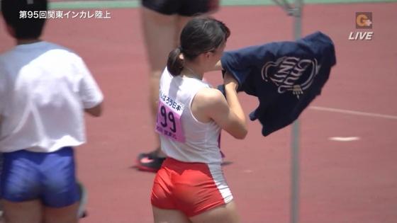 第95回関東インカレ陸上女子選手の透けパン&太ももキャプ 画像25枚 14