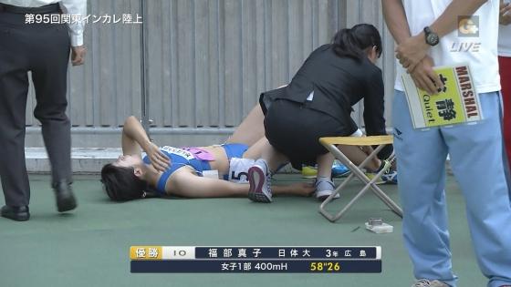 第95回関東インカレ陸上女子選手の透けパン&太ももキャプ 画像25枚 19