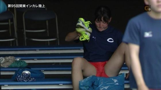 第95回関東インカレ陸上女子選手の透けパン&太ももキャプ 画像25枚 20