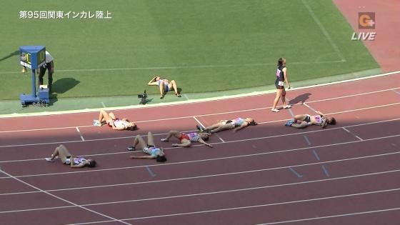 第95回関東インカレ陸上女子選手の透けパン&太ももキャプ 画像25枚 22