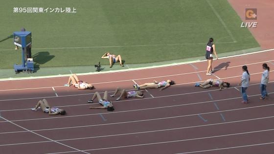 第95回関東インカレ陸上女子選手の透けパン&太ももキャプ 画像25枚 23