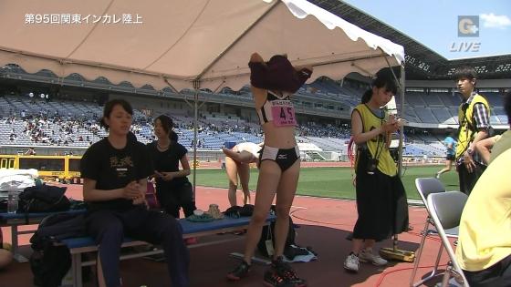 第95回関東インカレ陸上女子選手の透けパン&太ももキャプ 画像25枚 7