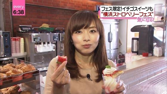 伊藤綾子 可愛く決めた苺フェラ顔キャプ 画像30枚 3