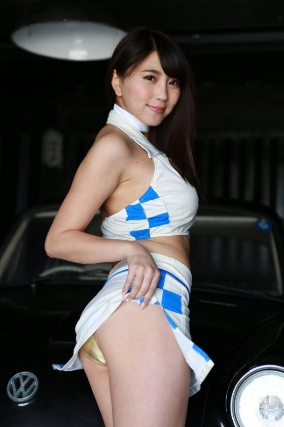 森咲智美 bloomのGカップ爆乳&巨尻食い込みキャプ 画像56枚 6