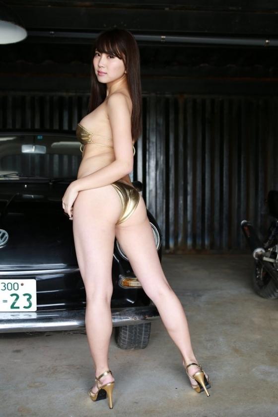 森咲智美 bloomのGカップ爆乳&巨尻食い込みキャプ 画像56枚 7